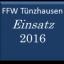26.03.2016 Sicherheitswache Osterfeuer