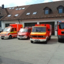 01.06.2014 Verkehrsabsicherung Historischer Umzug Allershausen